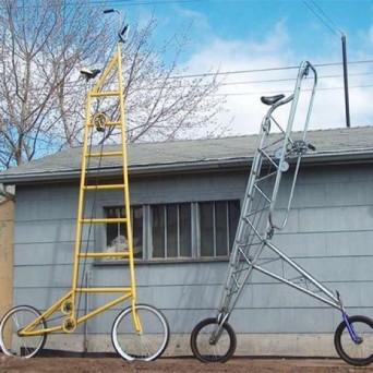 Ladder bikes